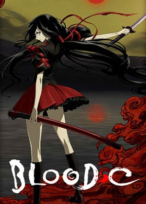 Blood-C [12/12] [HDL] 100MB [Sub Español] [MEGA]