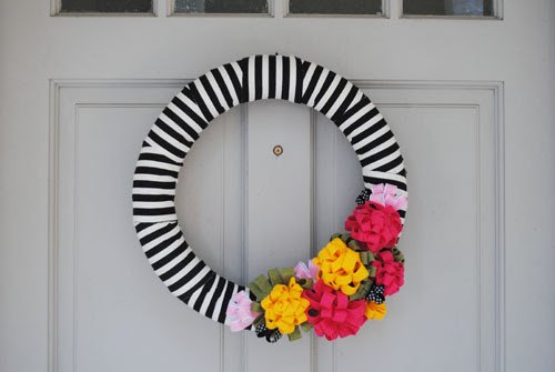 Pool Noodle Summer Wreath Think Crafts By Createforless