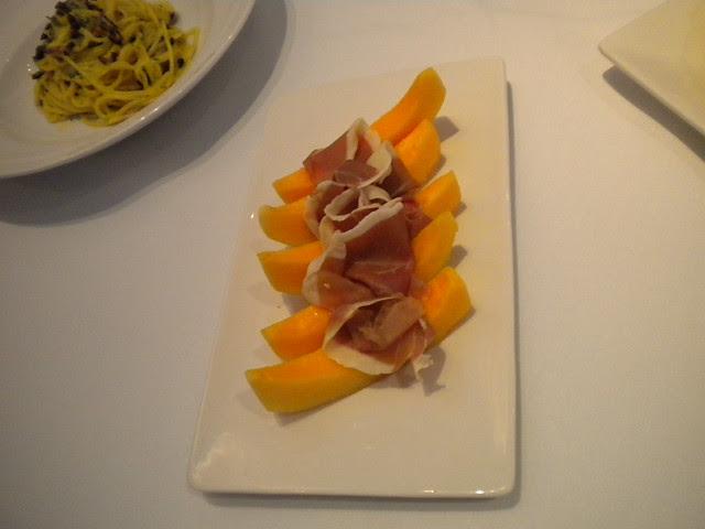 Melon & Prosciutto