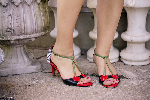 cherry pumps