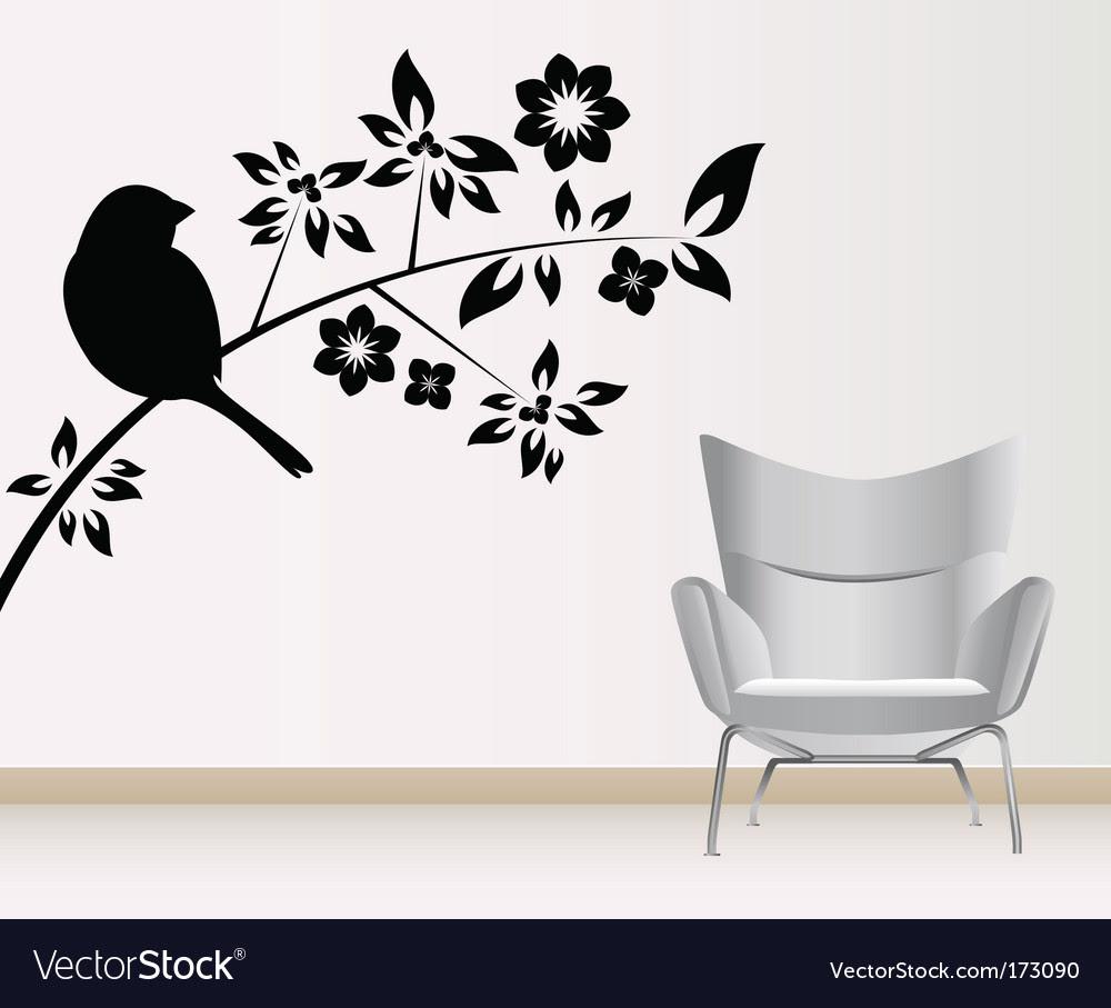Wall decoration vector art - Download Wall vectors - 173090