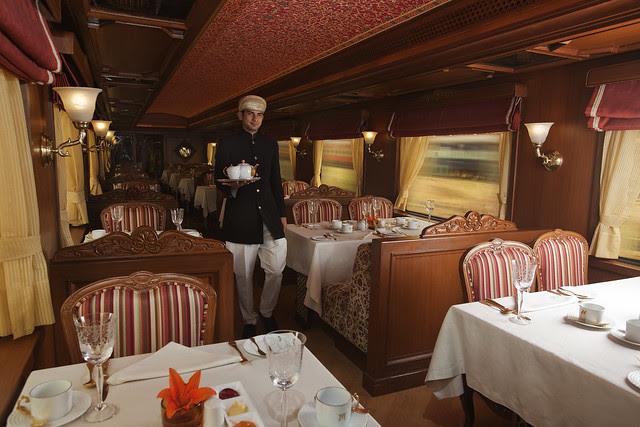 Rang Mahal Restaurant, Maharaja Express