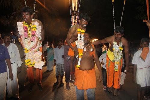 Hooked To Faith .. Marriammen Feast Nehru Nagar Juhu 2013 by firoze shakir photographerno1