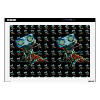 """Robot-Inspired 17"""" Laptop Skin"""
