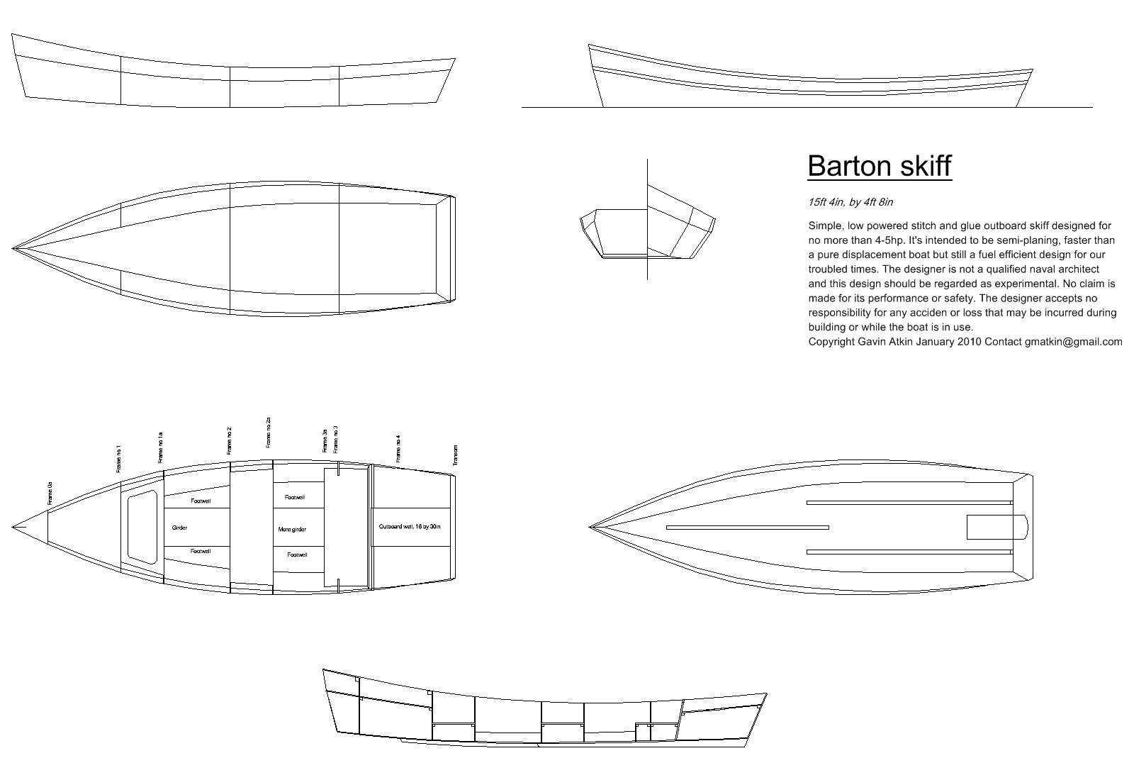 boat plans, outboard boat plans, boat building plans