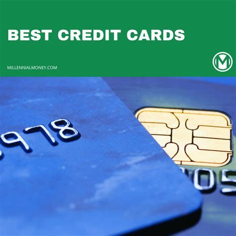 Best Credit Cards (Best of The Best 2018)   Millennial Money