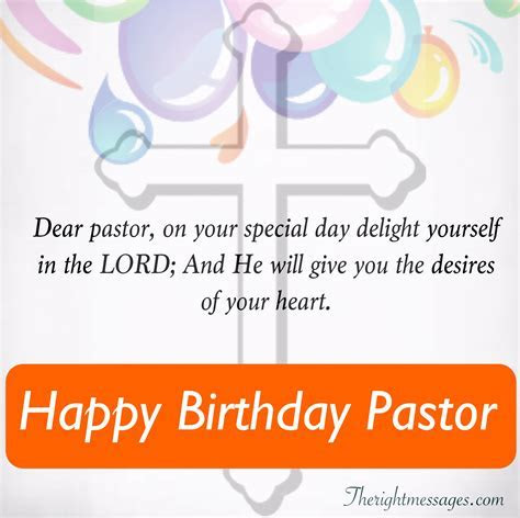 Happy Birthday Wishes For Pastor: Inspiring, Funny & Poem