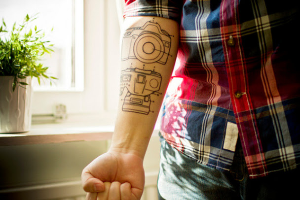 Listado De Los Tatuajes Hipsters Más Originales
