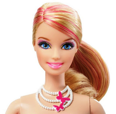barbie face coloring pages - barbie doll face close up girl games wallpaper coloring