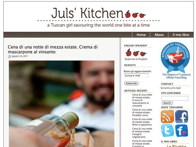 Made by girls: Juls' Kitchen