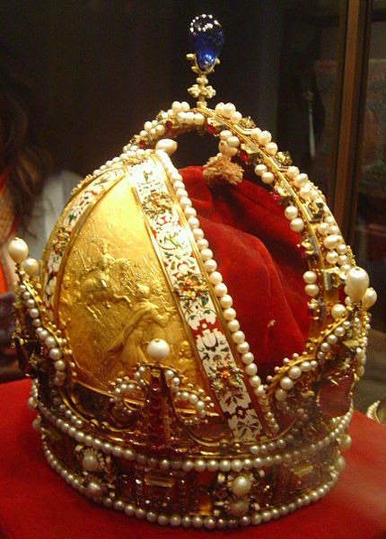 File:Austrian imperial crown dsc02787.jpg