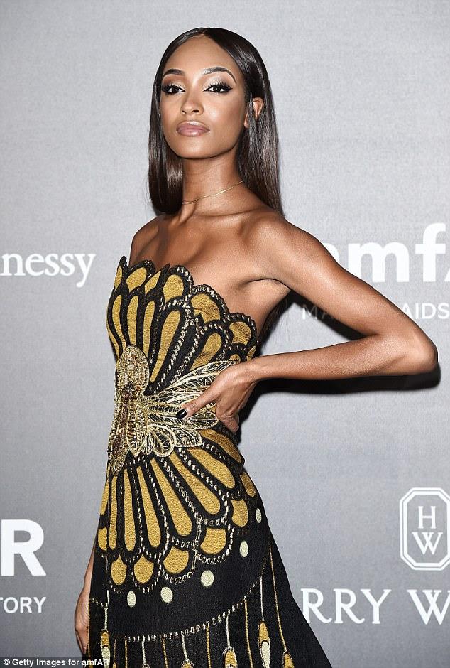 Smashing: a beleza britânica é um dos modelos do momento depois de terem grandes elogios na London Fashion Week