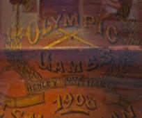 1908 Olympic winning blade
