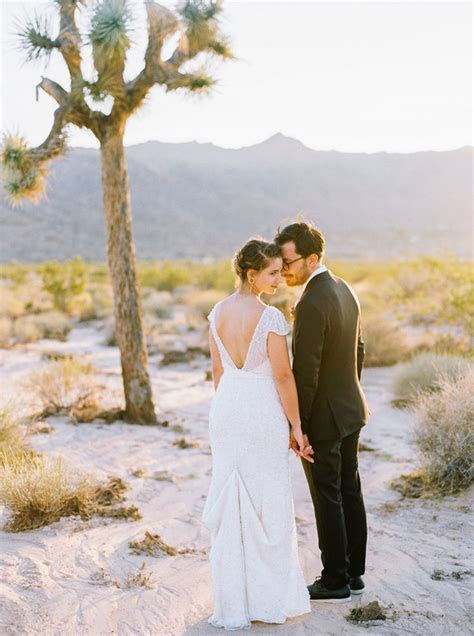 Joshua Tree wedding   Sacred Sands wedding   100 Layer Cake