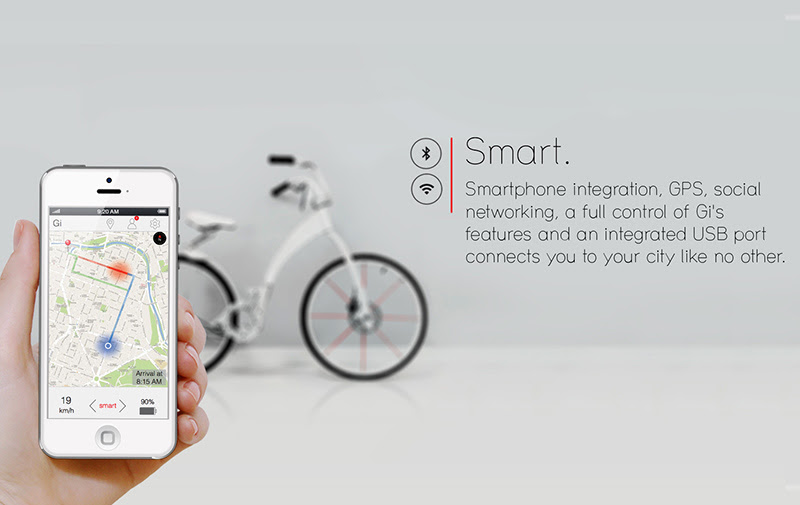 Gi Bike Smart IIHIH