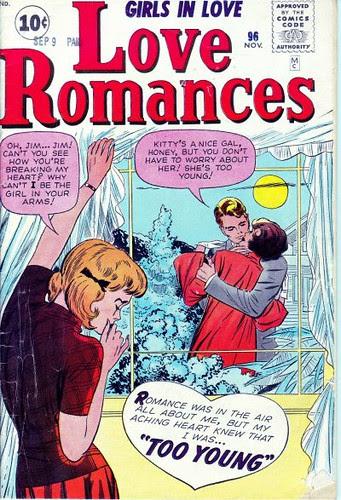 Love romances 096