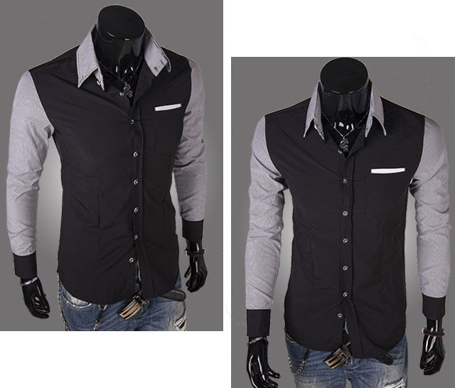 latest shirt styles for men