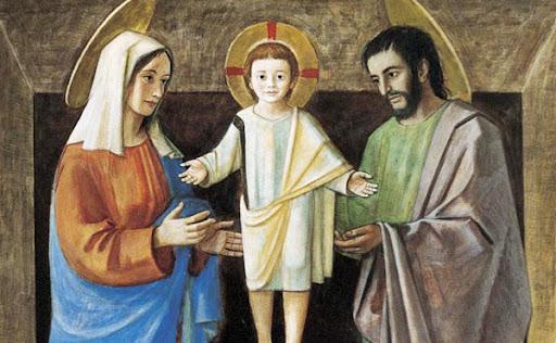 Resultado de imagem para Evangelho de São Lucas 2, 22-40