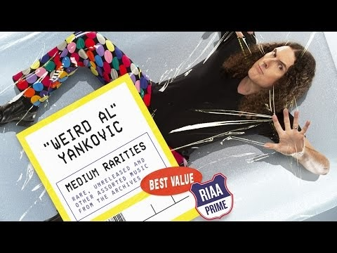 Quot Weird Al Quot Yankovic Medium Rarities Track List Reveal