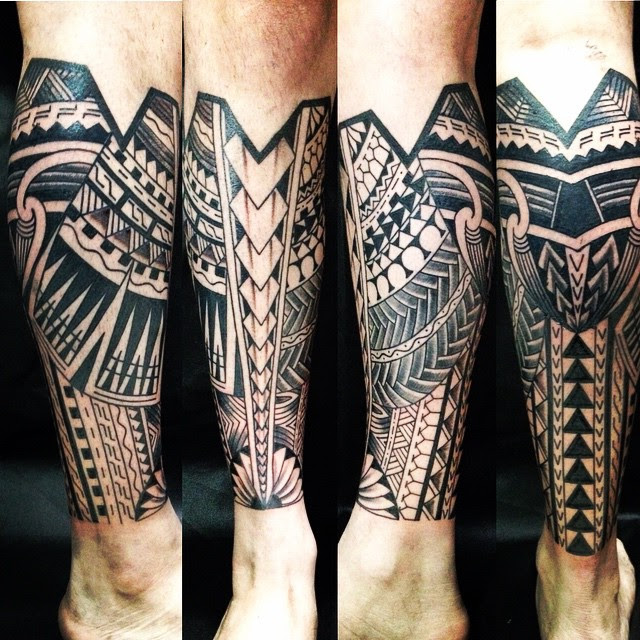 60 Best Samoan Tattoo Designs Meanings Tribal Patterns 2019