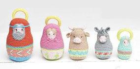 Amigurumi russian doll free pattern   141x285