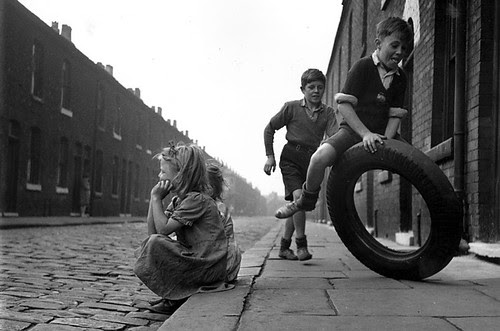 Tyred Out, 1951, Picture Post.