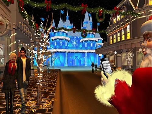 2013 Christmas Town by Kara 2