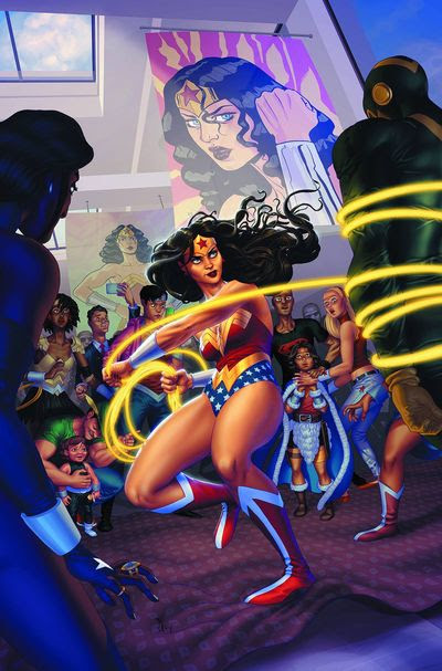 Sensation Comics Featuring Wonder Woman #6