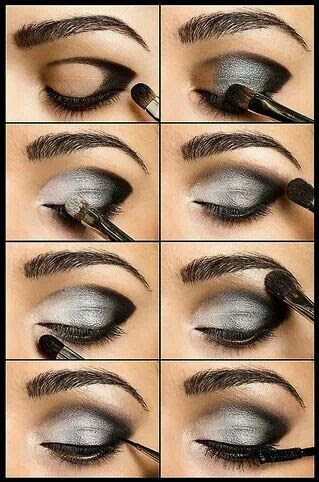 Basic Smokey Eye