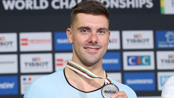 BEKIJK: Nog 2 WK-medailles erbij: zilver voor De Ketele én Kopecky