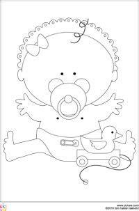 bebek resmi boyama gazetesujin