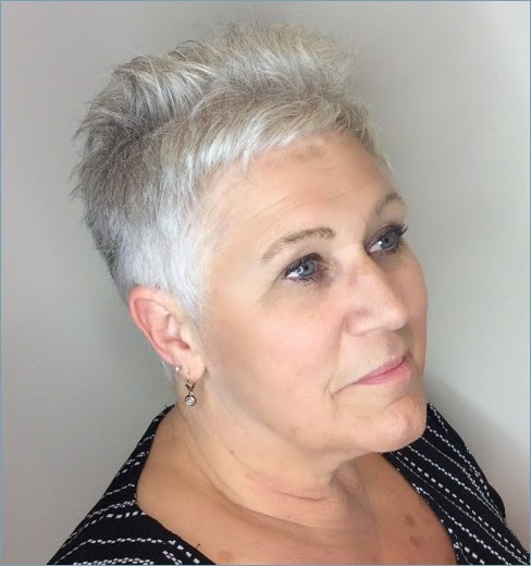 30 hairstyles for women over 60 with fine hair  hairdo