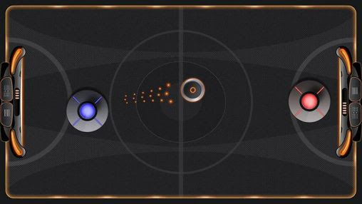 Screenshots of the Multi air hockey for Android tablet, phone.