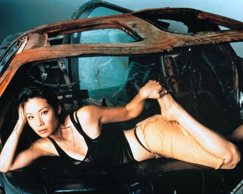 Lucy Liu - lucy-liu Wallpaper