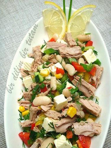 Tonlu salata