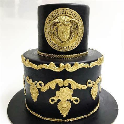 Versace   Birthday Cakes   Decorated Cakes