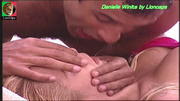 Danielle Winits sensual na novela Uga uga