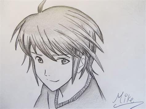 manga  anime mike  gomez art