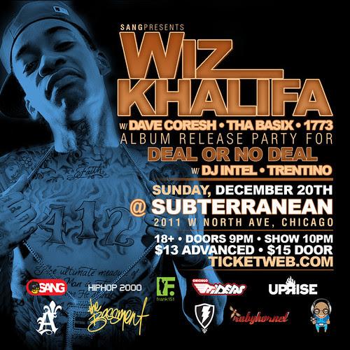 Deal Or No Deal Wiz Khalifa THE ORIGINAL DJ INTEL:...