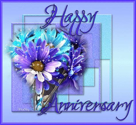 Happy Anniversary Flowers Quote Pictures, Photos, and