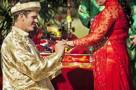 Wedding Tea Ceremony Stock Photo   Image: 53242502