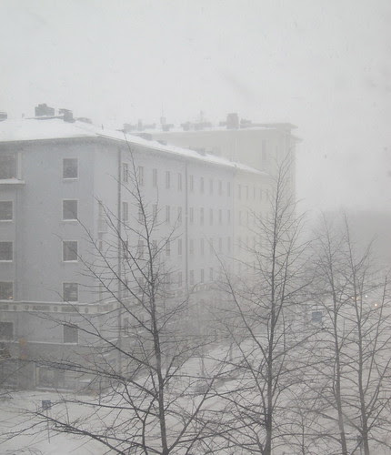 On Christmas Day at 1 pm in Helsinki by Anna Amnell