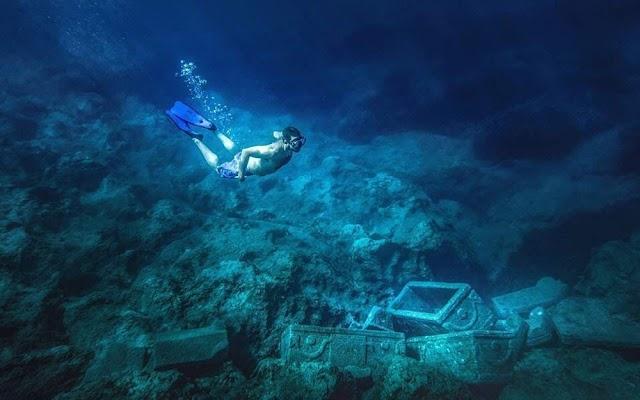 Μεθώνη, το ελληνικό «Τρίγωνο των Βερμούδων»: Τα ναυάγια, τα… νετρίνα και ο χαμένος χρυσός των Εβραίων [photo, video]