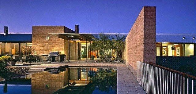 Eddie Jones Contemporary Desert Retreat - Dwell Arizona - Urban ...