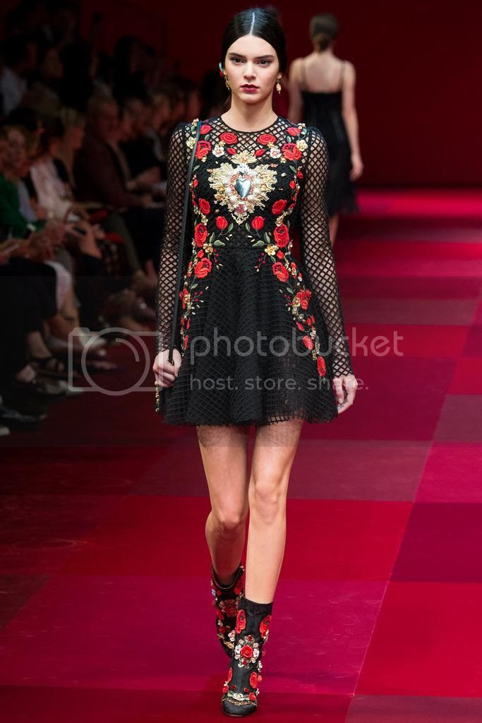 Kendall Jenner Dolce & Gabanna Spring 2015 Milan Fashion photo kendall-jenner-dolce-gabbana-spring-2015-milan-fashion-week.jpg