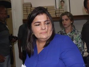 Delegada diz que desde 2013 WhatsApp não vem colaborando com as investigações (Foto: Fernando Brito/G1)