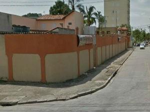 Motel onde o jovem de 21 anos morreu na madrugada desta quarta-feira (16) (Foto: Reprodução)