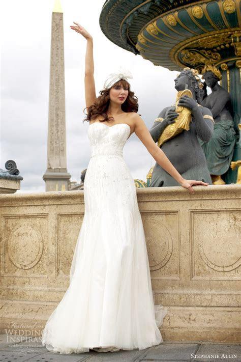 Stephanie Allin Wedding Dresses 2012 ? Jazz Age Bridal
