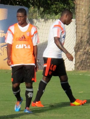 Caio Rangel Flamengo (Foto: Thales Soares)