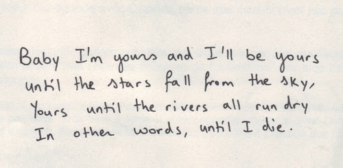 Im Yours Quotes And Sayings Love You Forever